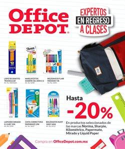 Ofertas de Electrónica y Tecnología en el catálogo de Office Depot ( 4 días más)