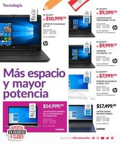 Ofertas de Lenovo en el catálogo de Office Depot ( 14 días más)
