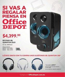 Ofertas de Electrónica y Tecnología en el catálogo de Office Depot ( 5 días más)
