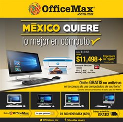 Ofertas de OfficeMax  en el folleto de Puebla