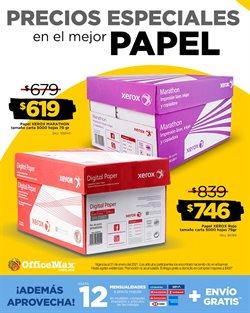 Ofertas de Electrónica y Tecnología en el catálogo de OfficeMax en Culiacán Rosales ( 4 días más )