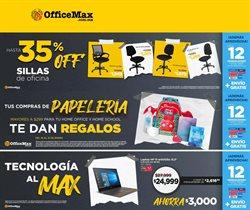 Ofertas de Electrónica y Tecnología en el catálogo de OfficeMax en Heróica Puebla de Zaragoza ( 2 días publicado )
