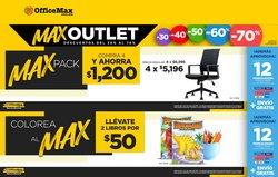 Ofertas de Electrónica y Tecnología en el catálogo de OfficeMax en Chihuahua ( 26 días más )