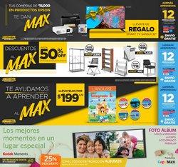 Catálogo OfficeMax en Tijuana ( Caducado )