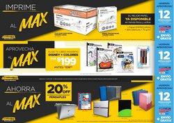 Catálogo OfficeMax en Tijuana ( Vence mañana )
