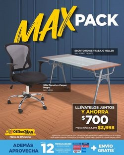 Ofertas de Electrónica y Tecnología en el catálogo de OfficeMax en Guadalupe (Nuevo León) ( 3 días publicado )