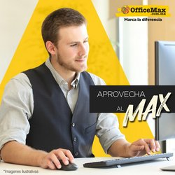 Catálogo OfficeMax en Zapopan ( 8 días más )