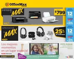 Catálogo OfficeMax en Zapopan ( Caducado )