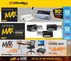 Ofertas de Electrónica y Tecnología en el catálogo de OfficeMax en Cuauhtémoc (CDMX) ( Publicado hoy )