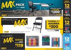 Ofertas de OfficeMax en el catálogo de OfficeMax ( Vencido)