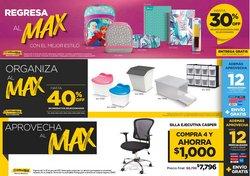 Ofertas de OfficeMax en el catálogo de OfficeMax ( 15 días más)