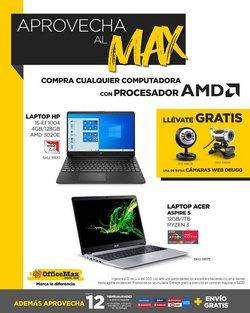 Ofertas de Electrónica y Tecnología en el catálogo de OfficeMax ( 5 días más)