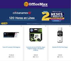 Catálogo OfficeMax ( Publicado hoy)