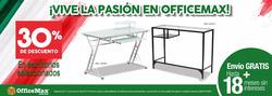 Ofertas de OfficeMax  en el folleto de Los Reyes Acaquilpan