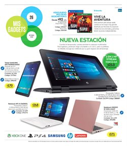 Ofertas de Tablet Android  en el folleto de Coppel en León