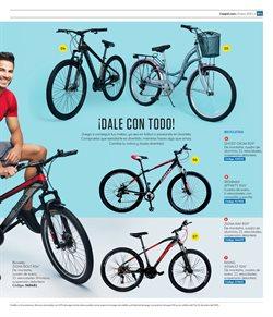 Ofertas de Bicicletas en Coppel