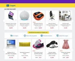 Ofertas de Tiendas Departamentales en el catálogo de Coppel en Zapopan ( Caduca hoy )