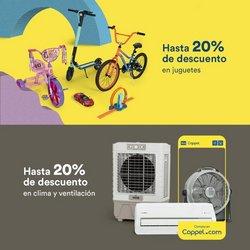 Ofertas de Tiendas Departamentales en el catálogo de Coppel en Ciudad Obregón ( 3 días más )