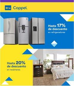 Ofertas de Tiendas Departamentales en el catálogo de Coppel ( 7 días más)