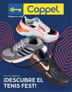 Ofertas de Tiendas Departamentales en el catálogo de Coppel ( Vence hoy)