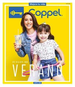 Ofertas de Tiendas Departamentales en el catálogo de Coppel ( 3 días más)