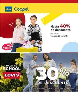 Ofertas de Coppel en el catálogo de Coppel ( Publicado ayer)