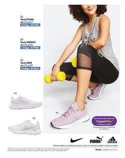 Ofertas de Adidas en el catálogo de Coppel ( Publicado ayer)