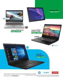 Ofertas de Lenovo en el catálogo de Coppel ( 14 días más)