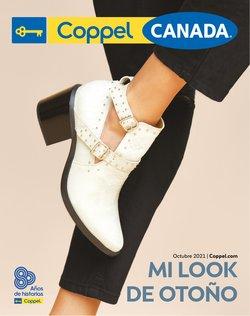 Ofertas de Tiendas Departamentales en el catálogo de Coppel ( 4 días más)