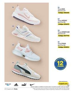 Ofertas de Nike en el catálogo de Coppel ( 15 días más)
