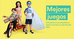 Ofertas de Coppel  en el folleto de Toluca (México)
