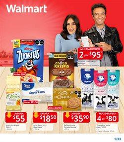 Ofertas de Hiper-Supermercados en el catálogo de Walmart en Cuajimalpa de Morelos ( 7 días más )