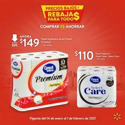 Catálogo Walmart en Monterrey ( 5 días más )