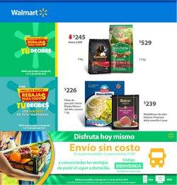 Ofertas de Hiper-Supermercados en el catálogo de Walmart ( 5 días más )