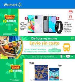 Ofertas de Hiper-Supermercados en el catálogo de Walmart en Naucalpan (México) ( Vence mañana )