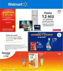 Catálogo Walmart en Navojoa ( Publicado ayer )