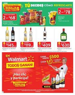 Ofertas de Sabritas en Walmart