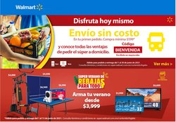 Ofertas de Hiper-Supermercados en el catálogo de Walmart ( Vence hoy)