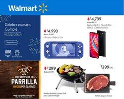 Catálogo Walmart ( Publicado hoy)