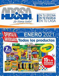 Catálogo Adosa ( Caducado )