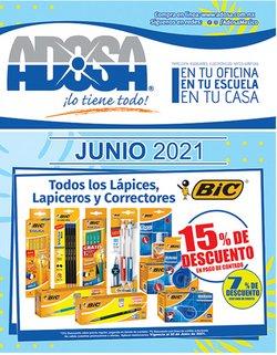 Ofertas de Librerías y Papelerías en el catálogo de Adosa ( 18 días más)