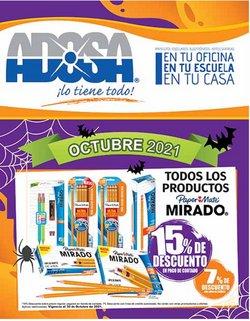 Ofertas de Librerías y Papelerías en el catálogo de Adosa ( 5 días más)