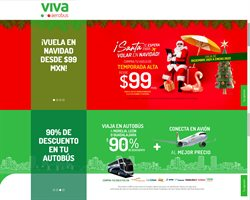 Ofertas de Viajes en el catálogo de VivaAerobus en Guadalajara ( 4 días más )