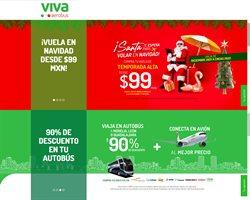 Ofertas de Viajes en el catálogo de VivaAerobus en Iztapalapa ( Vence mañana )