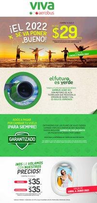 Catálogo VivaAerobus ( Vencido)