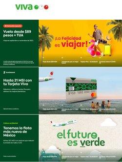 Ofertas de Viajes en el catálogo de VivaAerobus ( 11 días más)