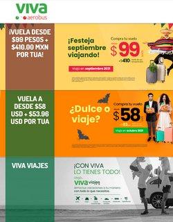 Ofertas de VivaAerobus en el catálogo de VivaAerobus ( 4 días más)