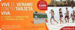 Ofertas de VivaAerobus  en el folleto de Tlajomulco de Zúñiga