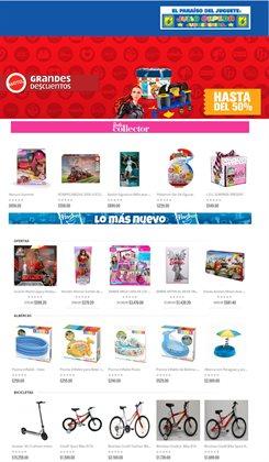 Ofertas de Juguetes y Niños en el catálogo de Julio Cepeda Jugueterías en Tlalnepantla ( 8 días más )