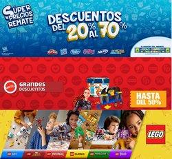 Ofertas de Juguetes y Niños en el catálogo de Julio Cepeda Jugueterías ( 7 días más)